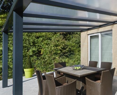 vaste terrasoverkapping livarti. Black Bedroom Furniture Sets. Home Design Ideas